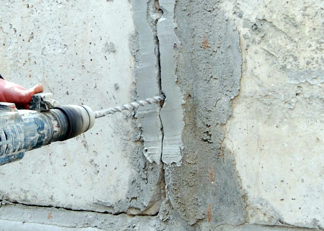Инъектирование бетона своими руками 75